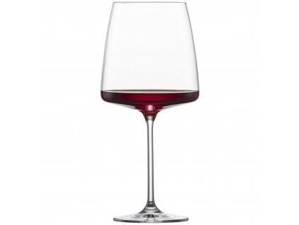 Křišťálové sklenice na sametově hebká vína 710ml 6ks, SENSA, SCHOTT ZWIESEL