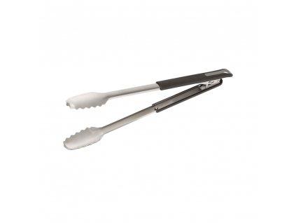 Grilovací kleště 43 cm nerez se zámkem v rukojeti, OUTDOORCHEF