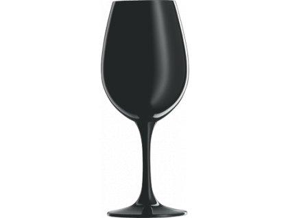Černá degustační Křišťálová sklenice na víno 299ml  SENSUS, SCHOTT ZWIESEL
