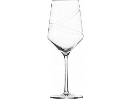 Křišťálové sklenice na červené víno CABERNET, 540ml  PURE LOOP, SCHOTT ZWIESEL