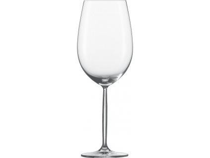 5743 kristalove sklenice na cervene vino bordeaux velka 768ml 6ks diva schott zwiesel