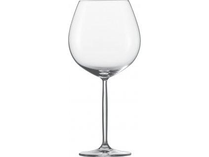 Křišťálové sklenice na červené víno BURGUNDY velká, 839ml  DIVA, SCHOTT ZWIESEL