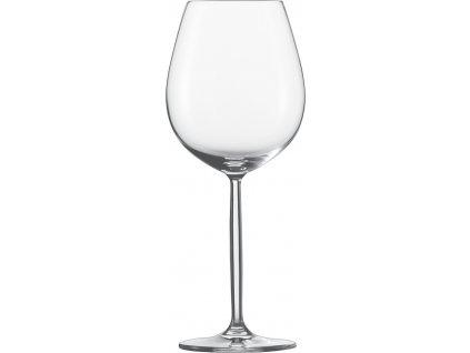 Křišťálové sklenice na červené víno, 613ml  6ks, DIVA, SCHOTT ZWIESEL