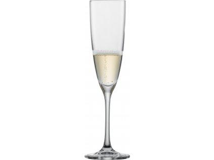 Křišťálové sklenice na CHAMPAGNE, 210ml  6ks, CLASSICO, SCHOTT ZWIESEL