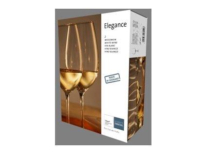 Dárková sada 2 křišťálových sklenic na bílé víno, 349ml  IVENTO, SCHOTT ZWIESEL
