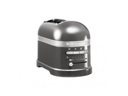 Toustovač Artisan 5KMT2204 stříbřitě šedá, KitchenAid