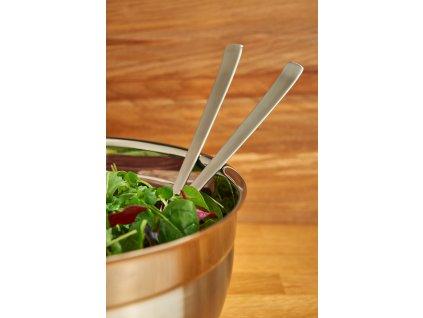 lzice na salat nerez sada 2ks rosle