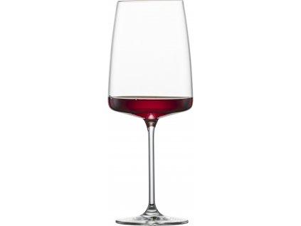 Křišťálová sklenice na plná a pikantní vína 660ml  SENSA, SCHOTT ZWIESEL