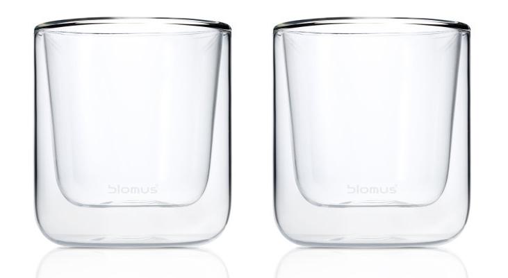 Termosklenice na Kávu nebo čaj, 200ml série NERO, BLOMUS