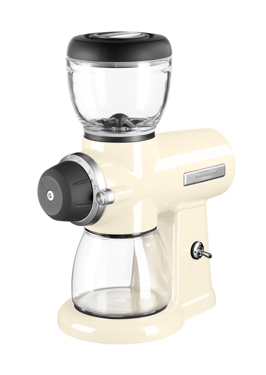 Mlýnek na kávu Artisan 5KCG0702, mandlová, KitchenAid