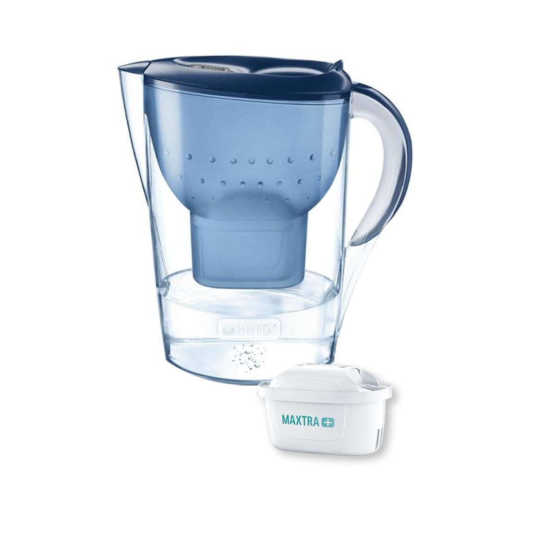 Filtrační konvice Marella Cool Memo 2,4L modrá, BRITA