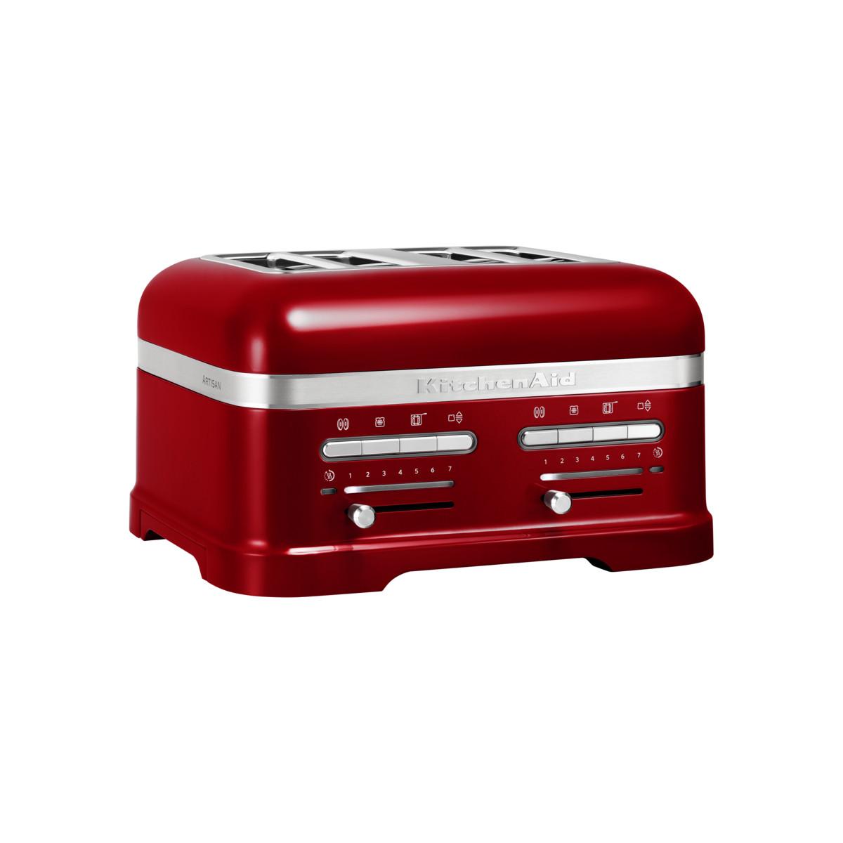 Toustovač Artisan 5KMT4205, KitchenAid Barva: královská červená +Příslušenství v hodnotě 1580,-Kč
