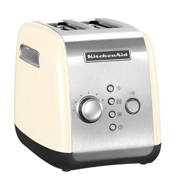 Toustovač P2 5KMT221, KitchenAid Barva: stříbrná +Příslušenství v hodnotě 1580,-Kč