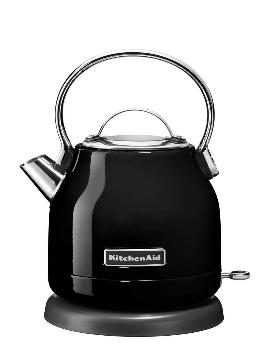 Rychlovarná Konvice P2 5KEK1222, 1,25 l černá, KitchenAid