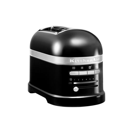 Toustovač Artisan 5KMT2204 černá, KitchenAid +Příslušenství v hodnotě 1580,-Kč