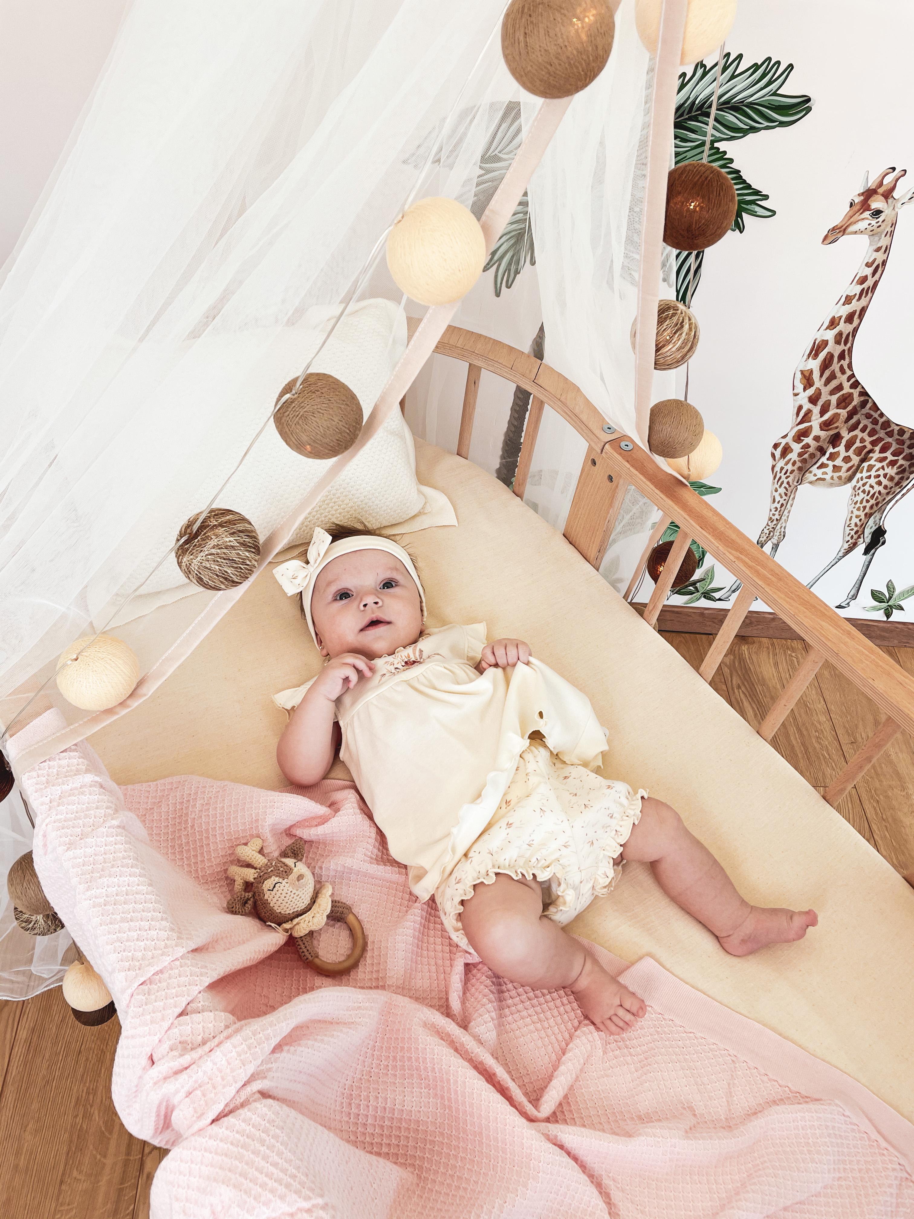 KITIKATE TIP: Jak oblékat miminka v létě