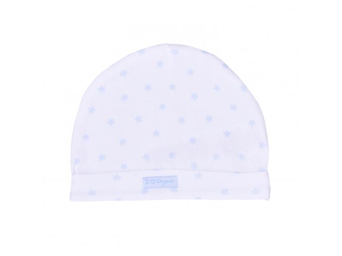 S15802 WHITE BLUE STAR
