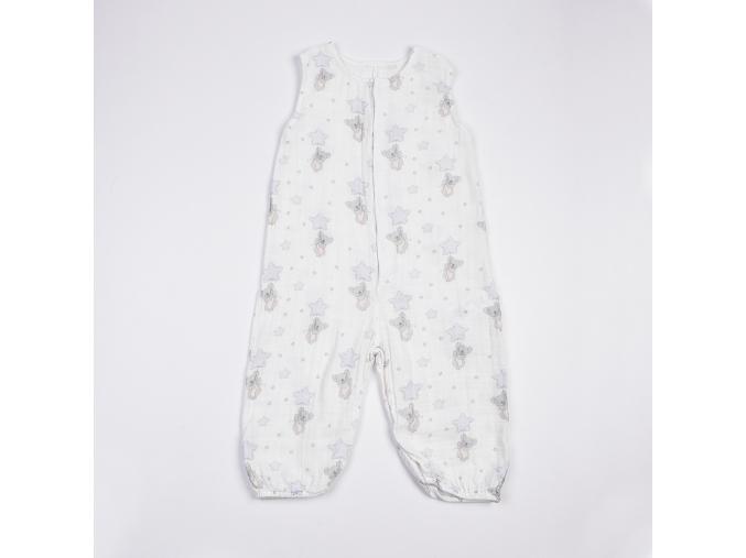Overal dětský mušelínový bez rukávů - koala_S15235
