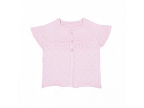 organic knitted ajur vest (3)