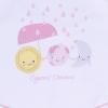 Osuška s kapucí  DREAMS_S17120 (Barva & Vzor MODRÁ, Velikost standard)