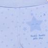 Polodupačky s ponožkami - srdíčka/hvězdičky DREAMS_S19780 (Barva & Vzor MODRÁ, Velikost 9 - 12 MĚSÍCŮ)