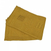 organic cotton knitted blanket frame