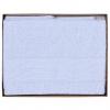 Deka pletená s plastickým vzorem - káry_S48292 (Barva & Vzor MODRÁ, Velikost 105 x 90 CM)
