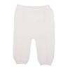 Kalhoty pletené chlapecké s puky_S61390 (Barva & Vzor MODRÁ, Velikost 12 - 18 MĚSÍCŮ)