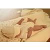 Body s límečkem chlapecké z mušelínu CRINKLE_S66258 (Barva & Vzor HVĚZDIČKY, Velikost 12 - 18 MĚSÍCŮ)