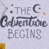 Souprava 2dílná chlapecká - triko a tepláčky The Adventure Begins_S83224 (Velikost 2 - 3 ROKY)