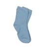Dětské ponožky BASIC_S98716 (Barva & Vzor TMAVĚ MODRÁ, Velikost 5 - 6 LET)