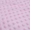 DEKA VELBOA S PLASTICKÝM POVRCHEM_S92042 (Barva & Vzor SMETANOVÁ, Velikost 80 x 100 CM)