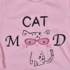 PYŽAMO DÍVČÍ - CAT MOOD_S00644 (Velikost 5 LET)