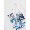 Tričko s krátkým rukávem Tropical Summer_S07827