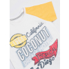 Tričko chlapecké s krátkým rukávem Coconut_S07766