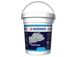 Berner čisticí ubrousky Profi Clean vlhčené