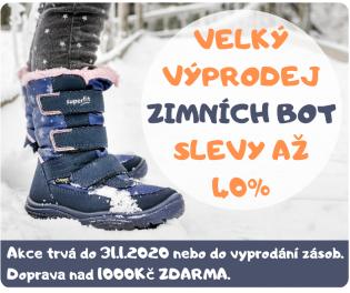 Výprodej dětských zimních bot Rapotín slevy Superfit Fare D.D.Step Keen Protetika Bundgaard KK Demar Peddy