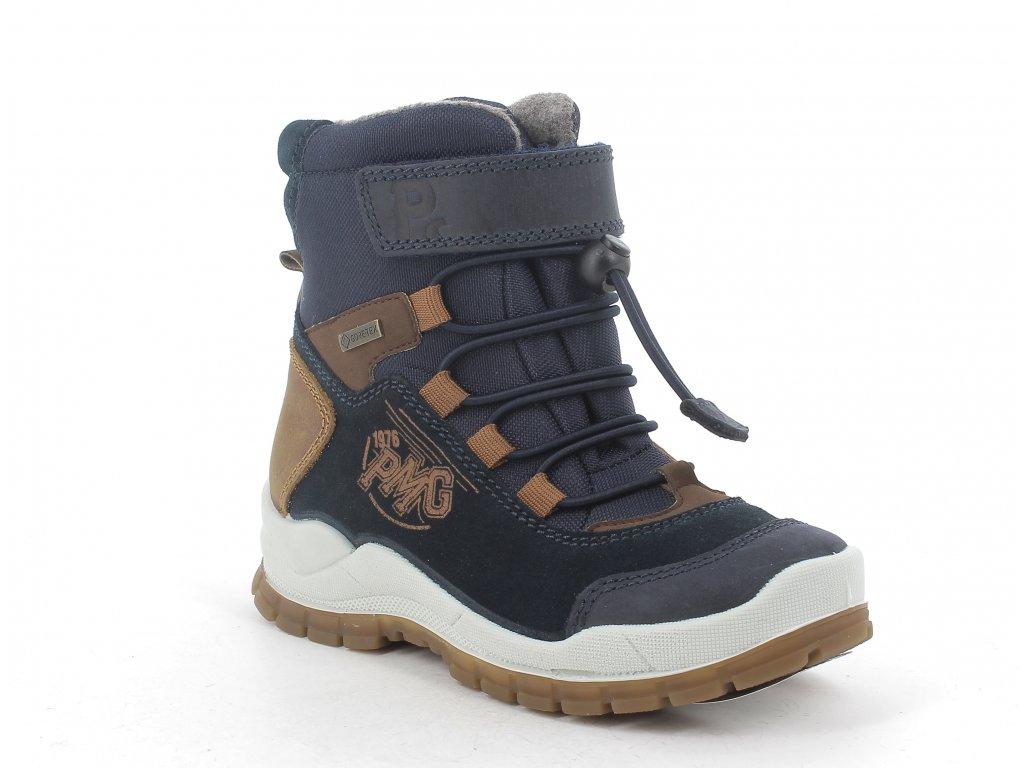 Chlapecké zimní boty Primigi s Gore-Tex 8395933