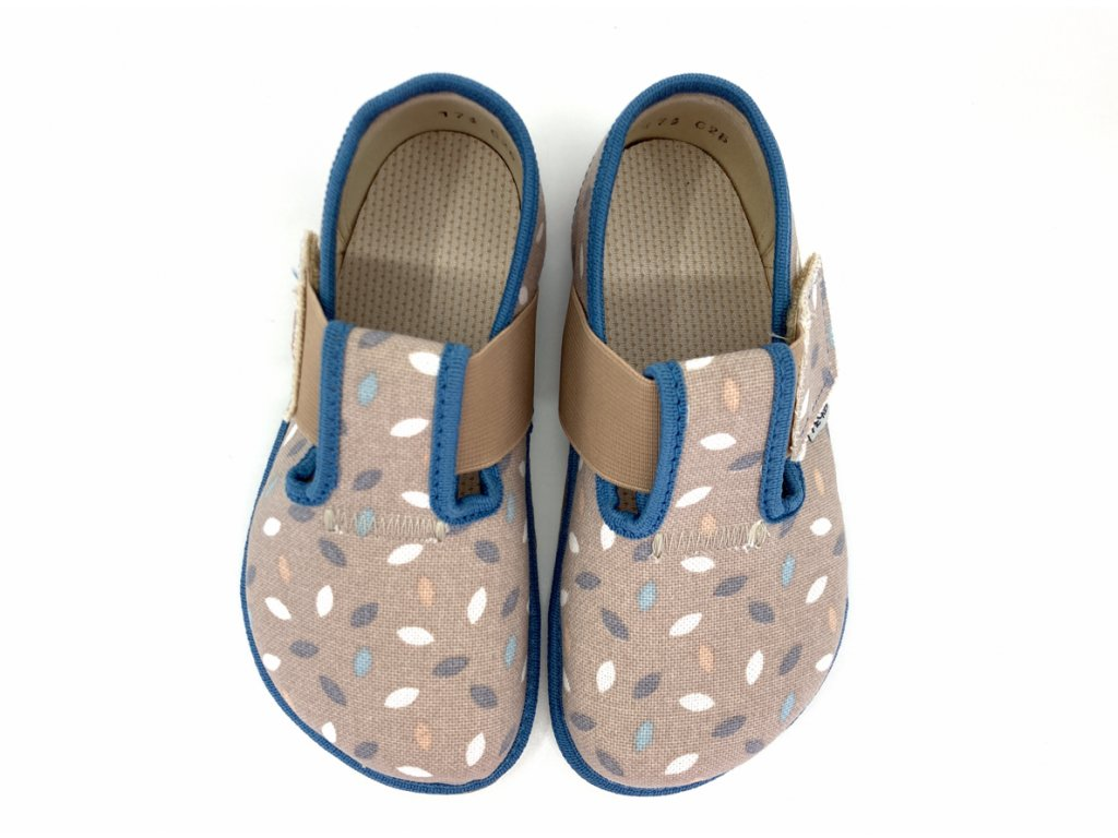 barefoot papučky Pegres BF01