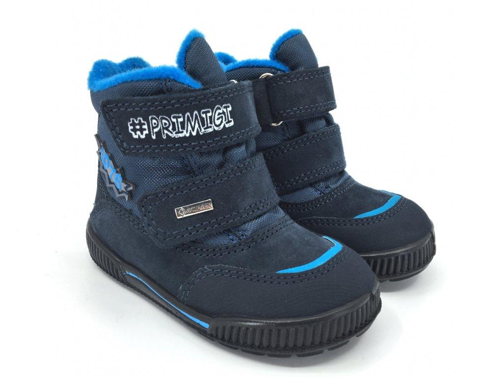 Chlapecké zimní boty Primigi s Gore Tex 6361500