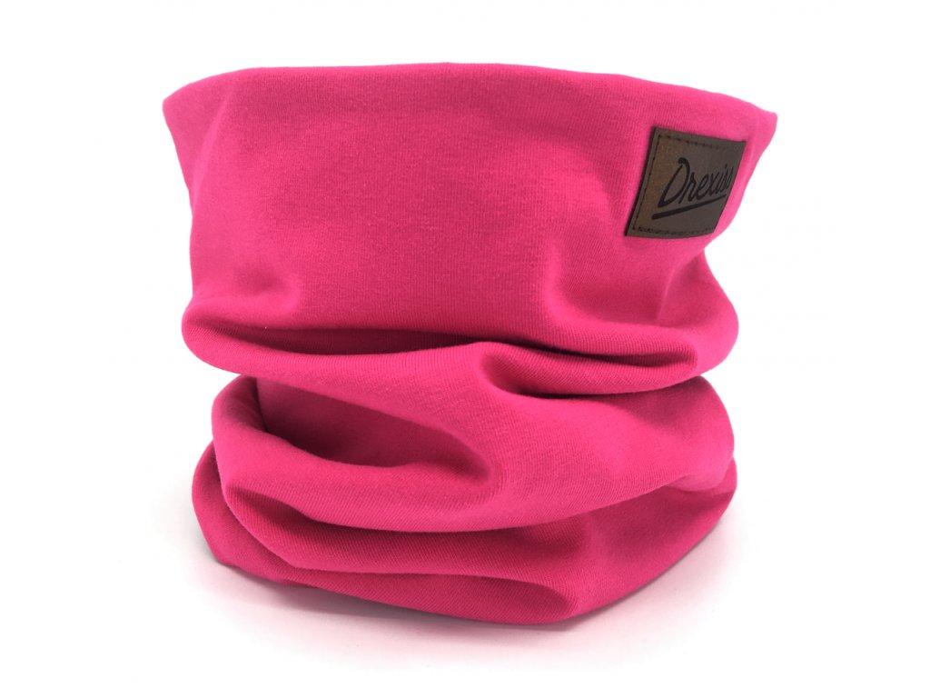 Drexiss really pink nákrčník
