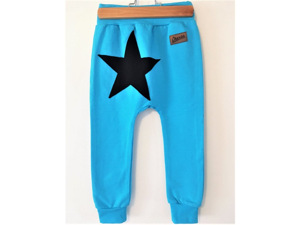 dětské baggy drexiss blue star