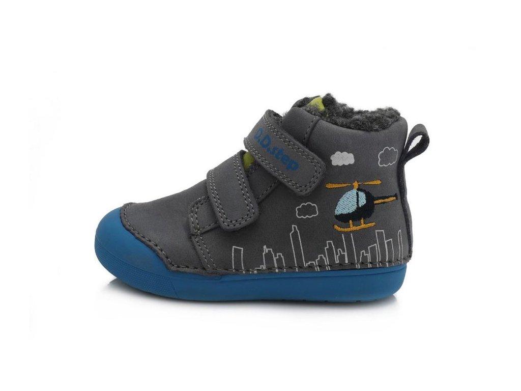 dětské zimní boty dd step 066 806