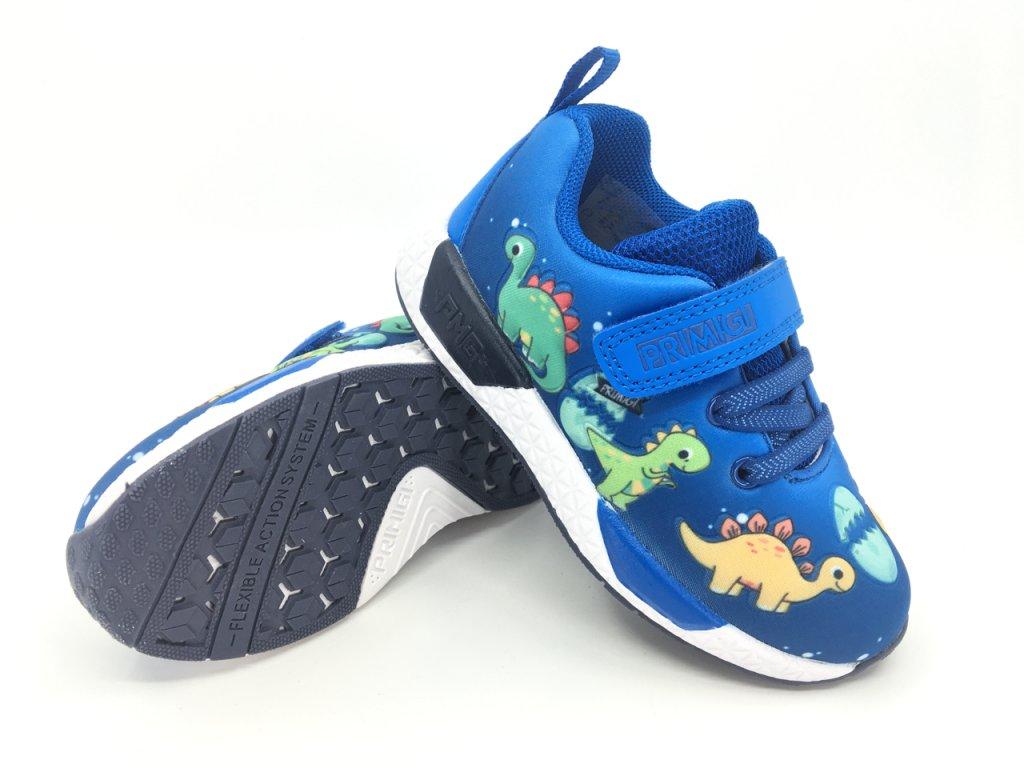 Dětské tenisky Primigi 7447511 dinosauři