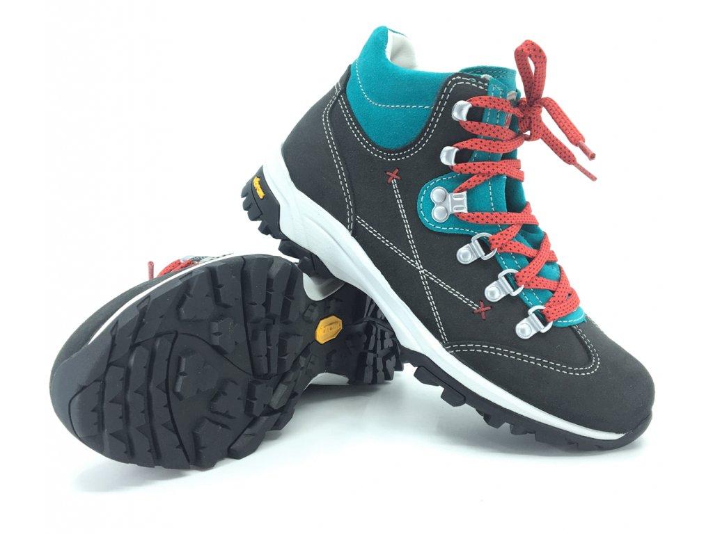 trekové boty Olang Fiume Antracite