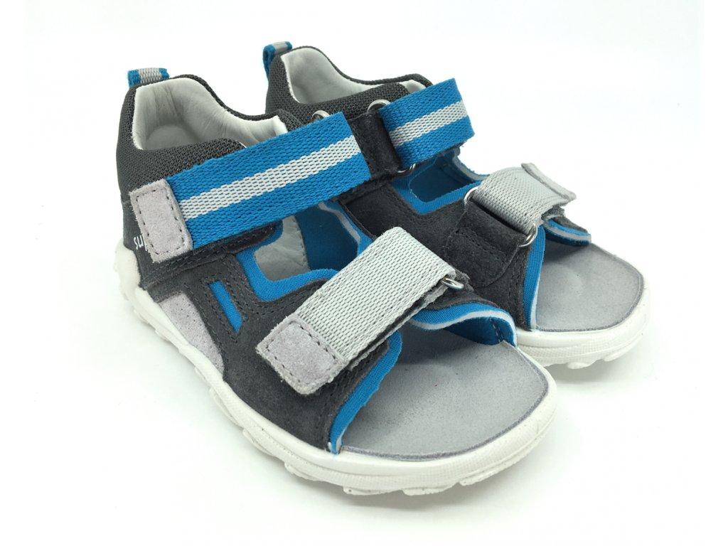 Sandále Superfit Flow 1 000031 2000