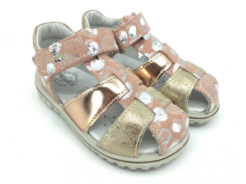 Dívčí sandálky Primigi 7375355