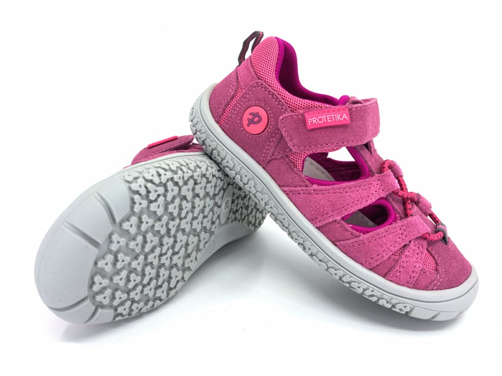 letní boty Protetika Bard Fuxia