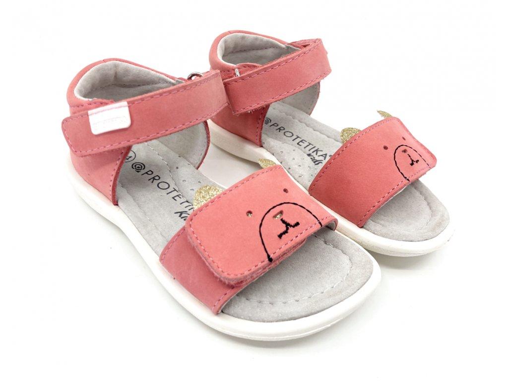 Dívčí sandálky Protetika Alma