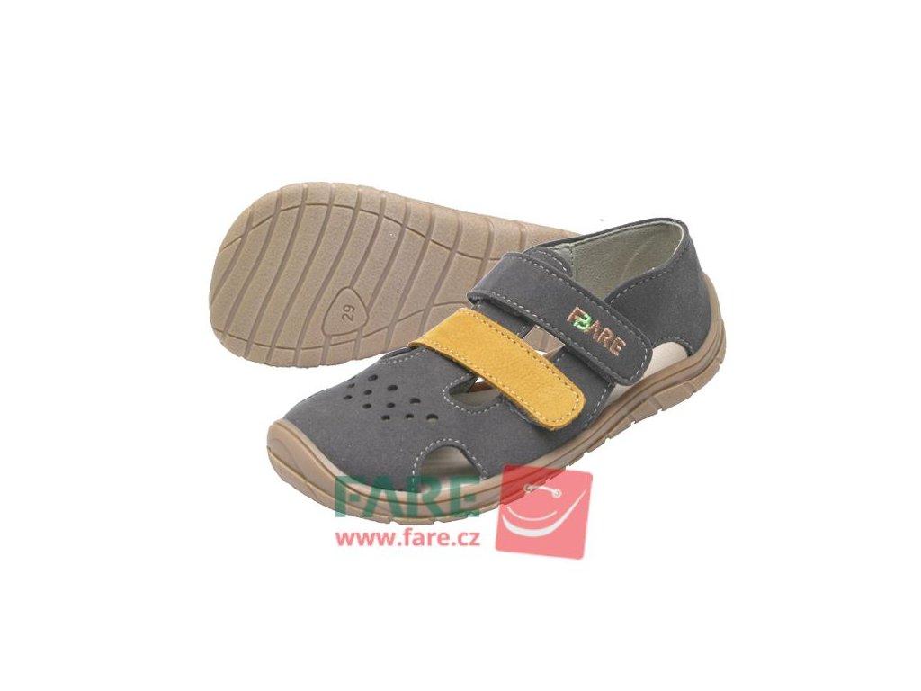 sandále Fare Bare A5262261